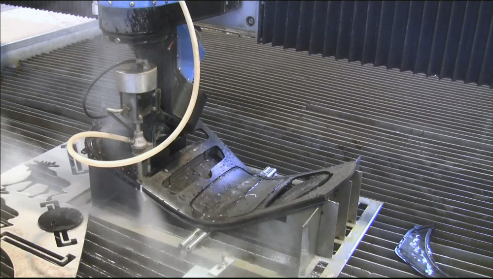 Schneiden komplexer 3D-Teile-2
